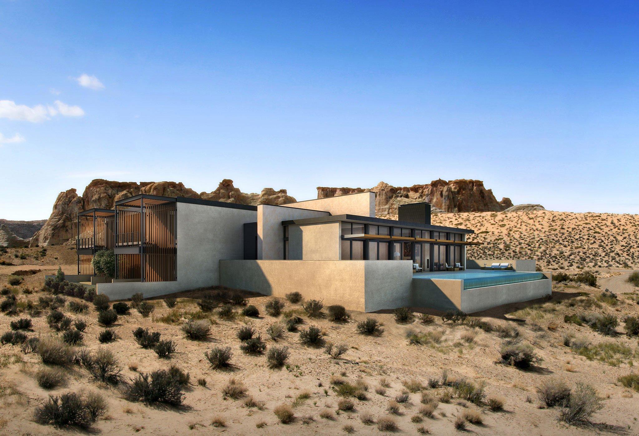 Canyon Equity - Mesa Homes at Amangiri