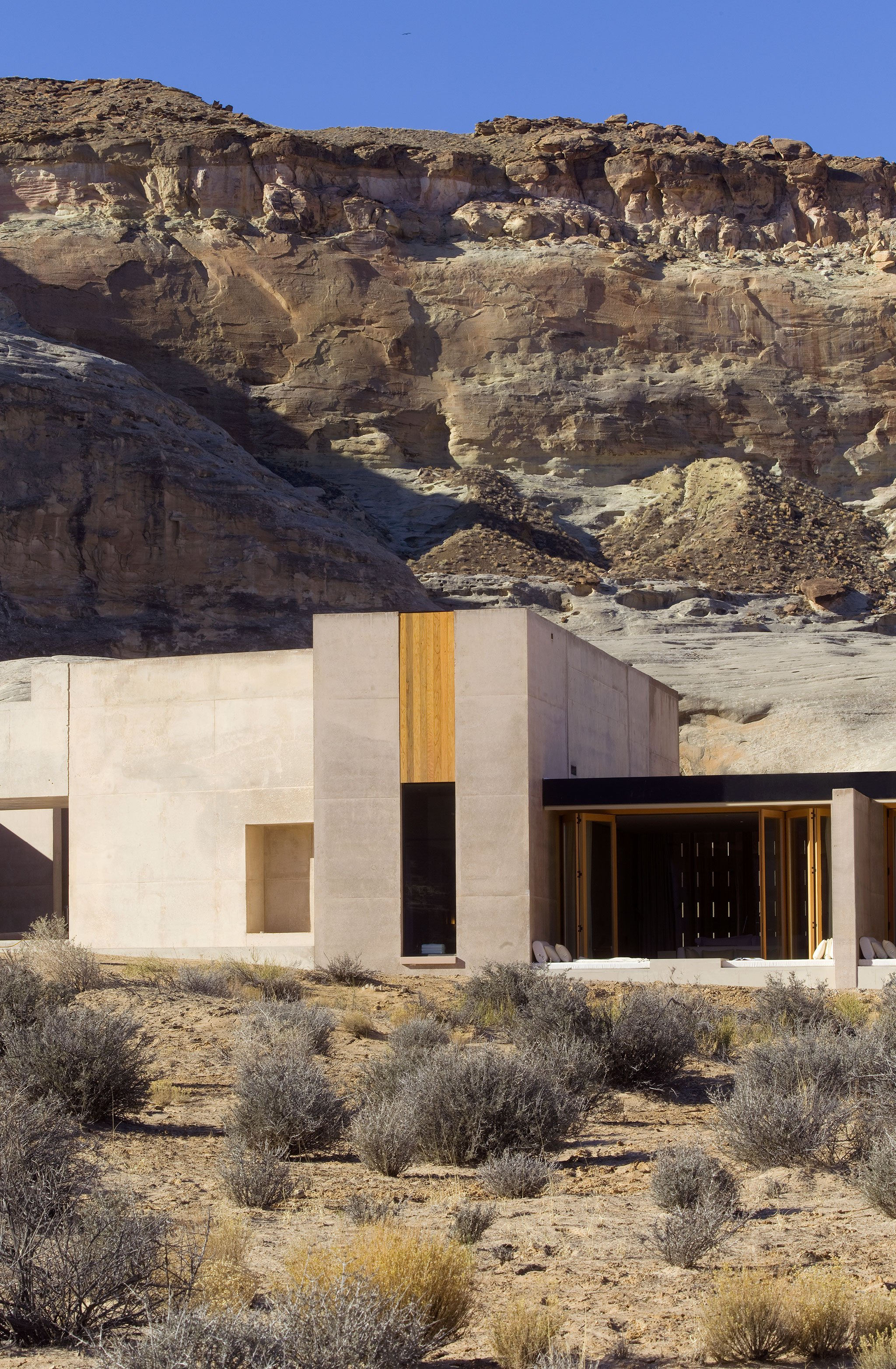 Canyon Equity - Amangiri Canyon Point Utah